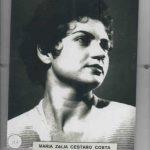 112- MARIA ZÉLIA CESTARIO COSTA NASC.28 03 1936 FALC. 03 06 1997