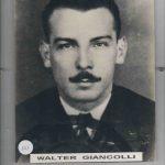 121- WALTER GIANCOLLI NASC. 01 06 1920 FAL. 06 02 2000