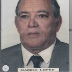 186 - MARINO LOPES NASC. 28 09 1930 FALEC. 25 12 2008