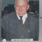 233- JOSÉ DOS SANTOS SASSO NASC 01 11 1927 FALEC 05 08 2014