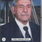 240- JOÃO CARDOSO NETTO NASC 02 04 1933 FALEC 01 04 2015