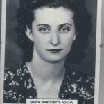 245- MARIA MARQUETTI ROCHA NASC 16 02 1928 FALEC 25 09 1968