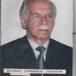 MÁRIO TORRES JUNIOR NASC 23 09 1933 FALEC 06 12 2017