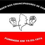 Bandeira da Ordem dos Emancipadores de Osasco